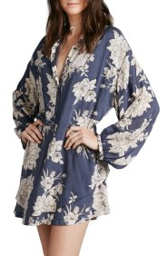 Free People 'Shake It' Printed Tunic