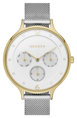 Skagen 'Anita' Chronograph Watch