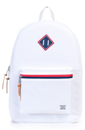 Herschel Studio Backpack (White)